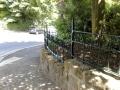 Harrogate railing