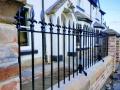 Victorian railings Bedale
