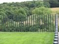 Wetherby railings