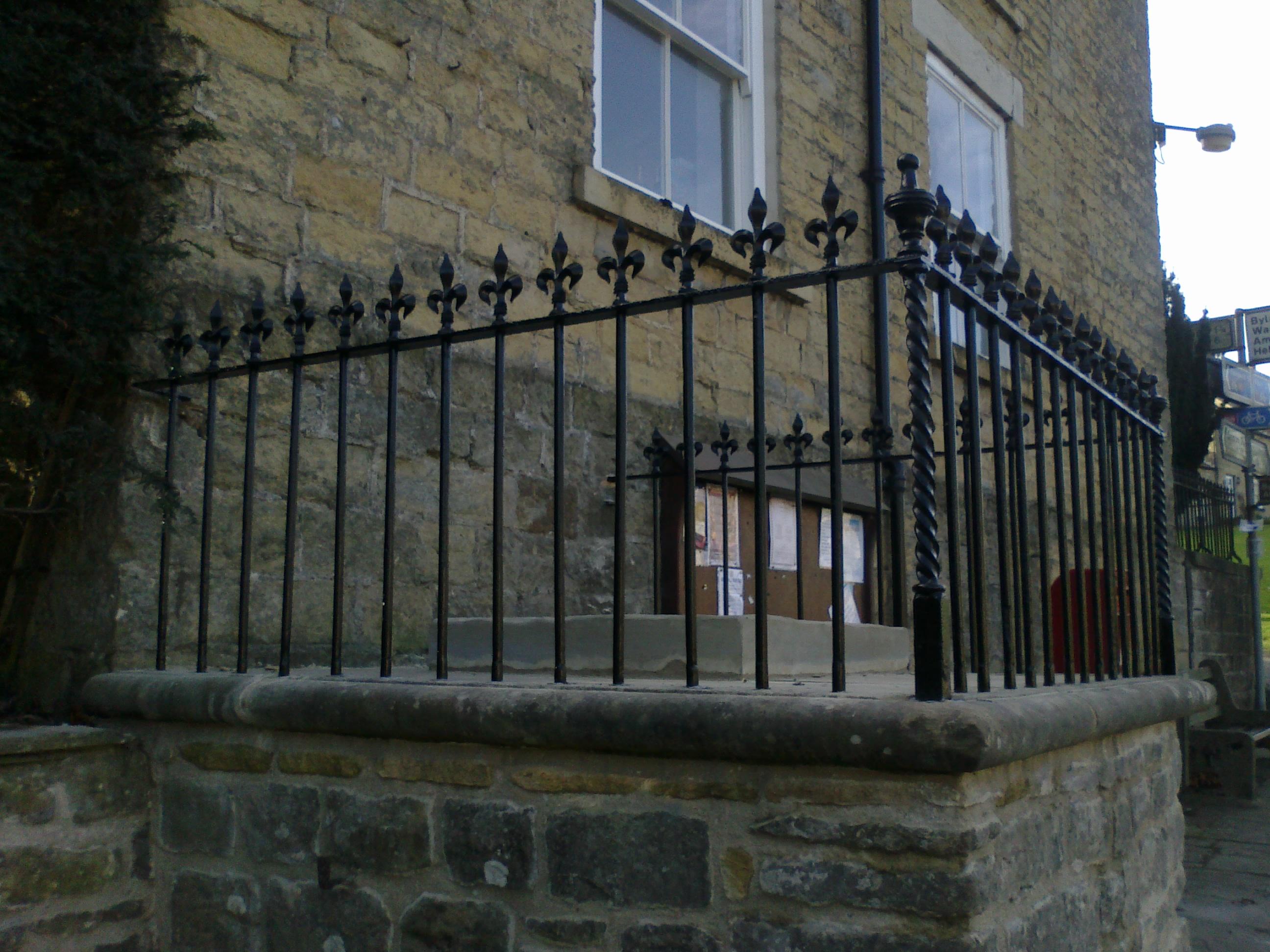 Georgian Amp Victorian Gates And Railings Andrew Brind Ltd