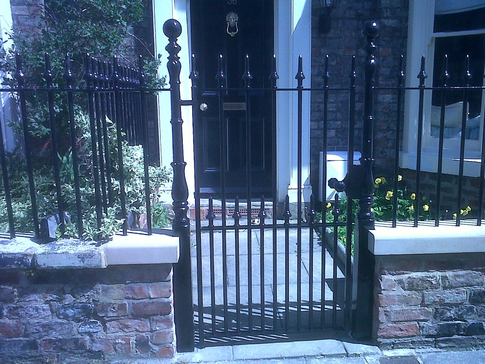 Georgian Gates And Railings Victorian Gates And Railings