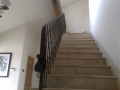 Wrought iron Staircase handrails