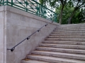 Access handrails
