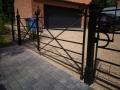 Estates Gates with posts