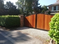 Metal-sliding-gates-with-wood